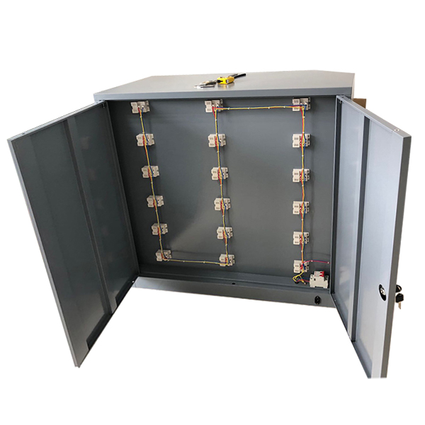 Multi-door cabinet LOCKER-IMG_2