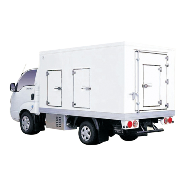 Foreign truck box-JY0049
